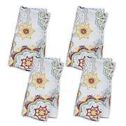 Food Network™ Floral Medallion Napkin 4 pk