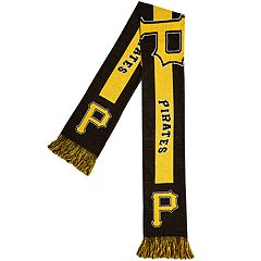 Adult Forever Collectibles Pittsburgh Pirates Big Logo Scarf