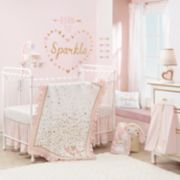 Lambs & Ivy 4-pc. Confetti Crib Bedding Set