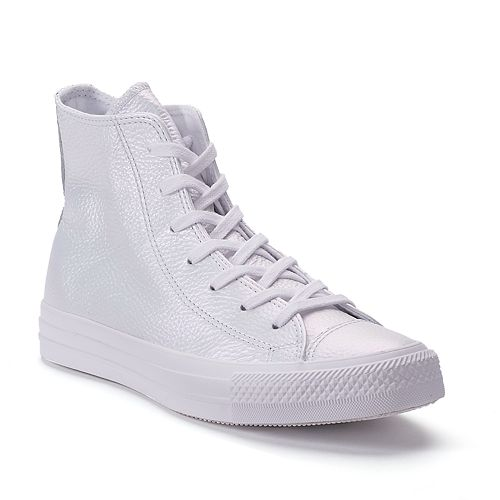 Women's Converse Chuck Taylor All Star Iridescent Leather High Top Sneakers