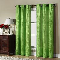 VCNY Jericho Taffeta Blackout Window Curtain