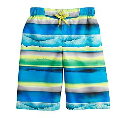 Boys 8-20 ZeroXposur Radiance Swim Trunks