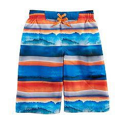 Boys 8-20 ZeroXposur Radiance Swim Trunks