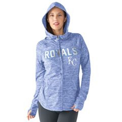 Women's Kansas City Royals Red Zone Hoodie