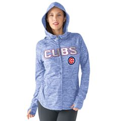 Women's Chicago Cubs Red Zone Hoodie