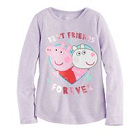 Girls 4-10 Jumping Beans® Peppa Pig Tee