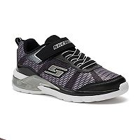 Skechers S Lights Erupters II Lava Waves Boys' Sneakers