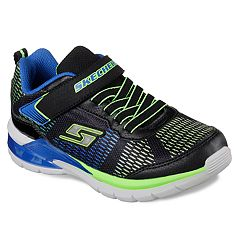 8e25e08ff47b Skechers S Lights Erupters II Lava Waves Boys  Sneakers