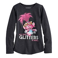 Girls 4-10 Jumping Beans® DreamWorks Trolls Poppy Tee