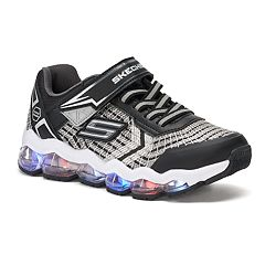 Skechers S Lights Turbo Flash Boys' Light Up Shoes