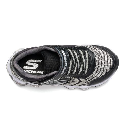 Skechers S Lights Turbo Flash Boys' Light Up Shoes