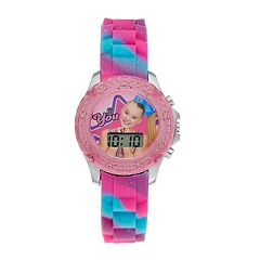 JoJo Siwa Kids' 'Be You' Rainbow Digital Light-Up Watch