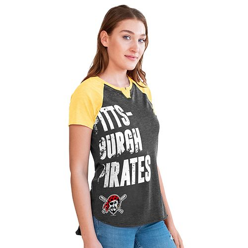 Women's Pittsburgh Pirates The Stands Tee
