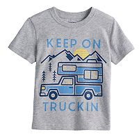 Toddler Boy Jumping Beans® Keep On Truckin RV Softest Graphic Tee