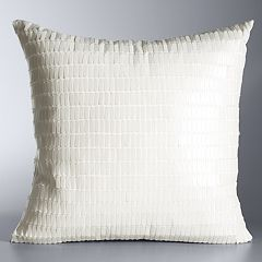 Simply Vera Vera Wang Paillette Throw Pillow