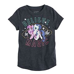 Girls 4-10 Jumping Beans® My Little Pony 'Believe in the Magic' Graphic Tee