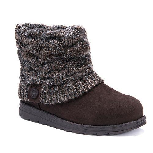 5c5ae779839f MUK LUKS Patti Women s Water Resistant Winter Boots