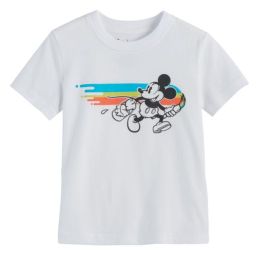 Disney's Mickey Mouse Boys 4-10 Paint Graphic Tee by Jumping Beans®