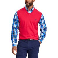 Big & Tall Chaps Regular-Fit Sweater Vest