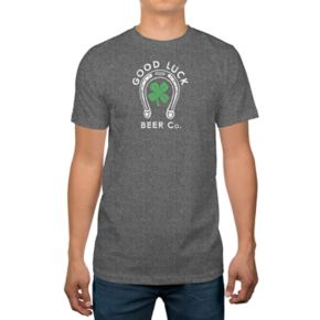 Men's SONOMA Goods for Life™ 'Good Luck' Graphic Tee