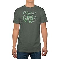 Men's SONOMA Goods for Life™ O'Leary's Irish Whiskey Graphic Tee