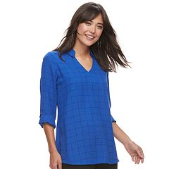 Women's Apt. 9® High-Low Hem Popover Tunic