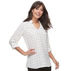 Women's Apt. 9® High-Low Hem Popover Tunic