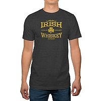 Men's SONOMA Goods for Life™ Irish Whiskey Graphic Tee