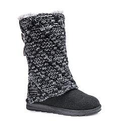 MUK LUKS  Shawna Women's Water Resistant Winter Boots