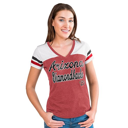 Women's Arizona Diamondbacks Playoff Tee