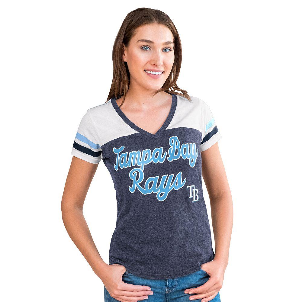 Women's Tampa Bay Rays Playoff Tee
