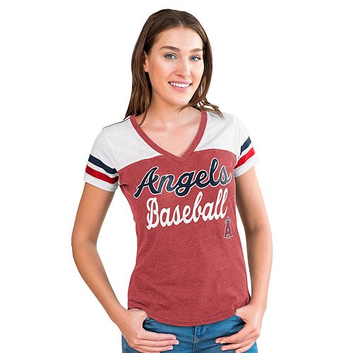 Women's Los Angeles Angels of Anaheim Playoff Tee