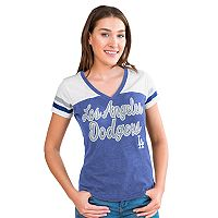 Women's Los Angeles Dodgers Playoff Tee