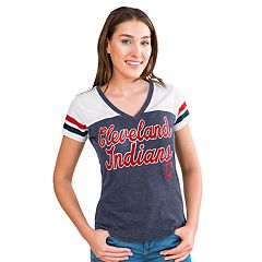 Women's Cleveland Indians Playoff Tee