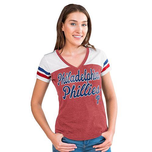 Women's Philadelphia Phillies Playoff Tee