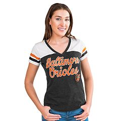 Women's Baltimore Orioles Playoff Tee