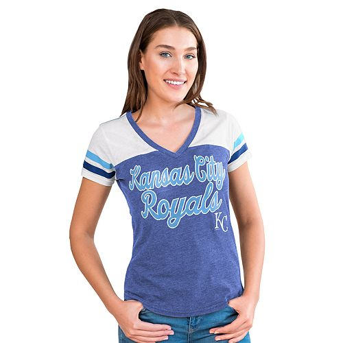 Women's Kansas City Royals Playoff Tee