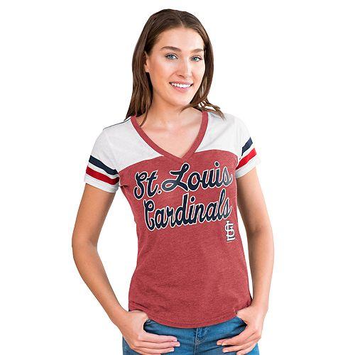 Women's St. Louis Cardinals Playoff Tee