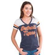 Women's Detroit Tigers Playoff Tee