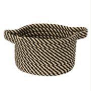 Colonial Mills Twisted Isle 2-piece Storage Basket Set