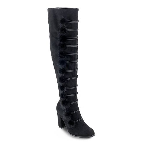 Olivia Miller Teryville Women's Over-The-Knee Boots