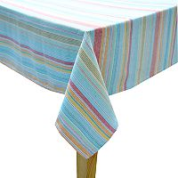 Food Network™ Colorful Stripes Tablecloth