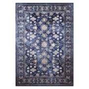 "United Weavers Christopher Knight Mirage Australis Framed Floral Rug - 2'7"" x 3'11"""