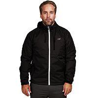 Men's New Balance Coated Mini Rip Stop Jacket
