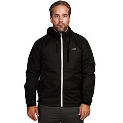 Men's New Balance Coated Mini Rip Stop Jacket