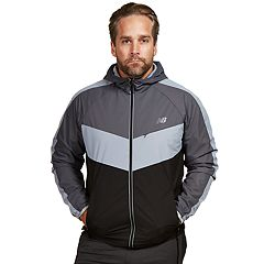 Men's New Balance Colorblock Dobby Jacket