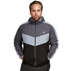 Men's New Balance Colorblock Dobby Jacket