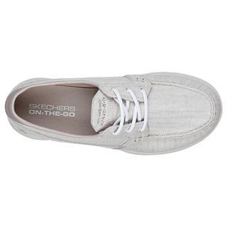 b696f4be4fb94 Skechers GOwalk Lite Isla Women's Boat Shoes
