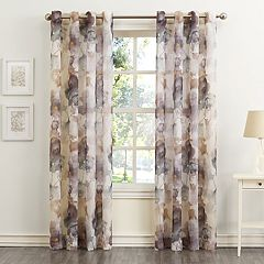 No918 Andorra Crushed Sheer Window Curtain