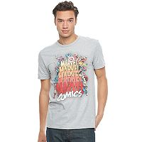 Men's Marvel Comics Tee